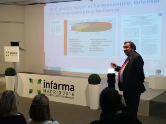 infarma2016 desentrantildea la importancia de la farmacia en la alimentacioacuten de los lactantes