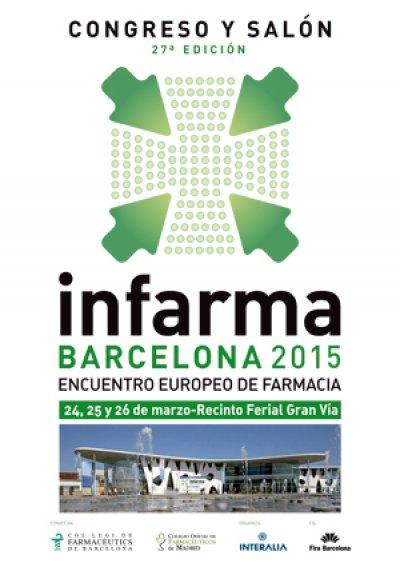 infarma barcelona 2015 empieza con los preparativos de su prxima edicin