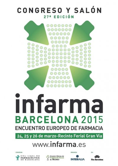 infarma barcelona 2015 supera ya sus expectativas