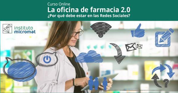 instituto micromat lanza un curso online sobre el entorno 20 en la oficina de farmacia