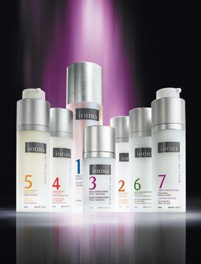 ioma tratamientos personalizados para cada tipo de piel
