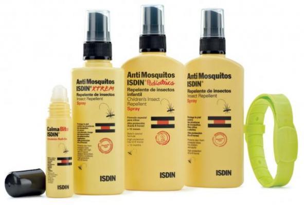 isdin protege de los mosquitos a los ms pequeos de la casa