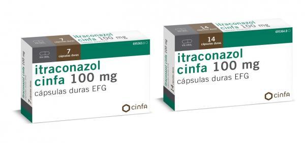 itraconazol y brinzolamida los uacuteltimos lanzamientos de cinfa en medicamentos geneacutericos