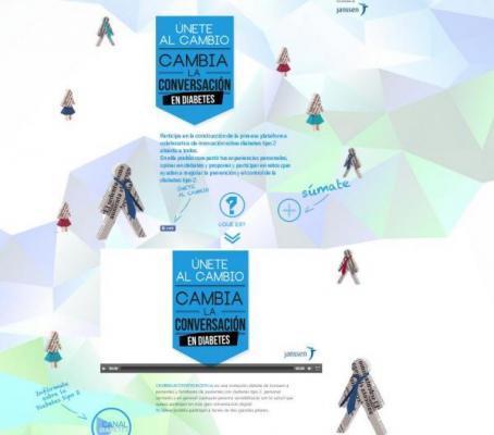janssen presenta la plataforma cambia la conversacin en diabetes