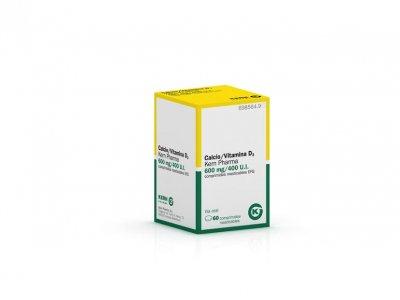 kern pharma lanza un nuevo suplemento mineral para el tratamiento de los estados carenciales de calcio y vitamina d