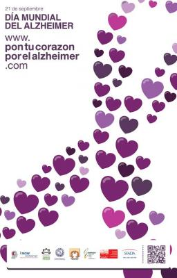know alzheimer relanza la campantildea solidaria quotpon tu corazoacuten por el alzheimerquot