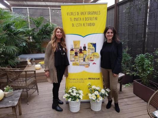 laboratorios diafarm presenta en barcelona sus nuevos caramelos rescue plus