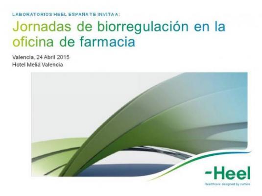 laboratorios heel espana ultima los detalles de las jornadas de biorregulacion en la oficina de farmacia