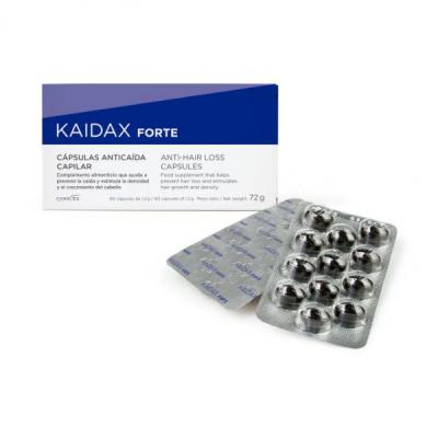laboratorios mayoly dermatologie ayuda a prevenir la caiacuteda del cabello con kaidax forte capsulas anticaida