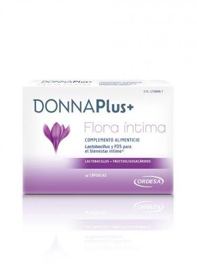 laboratorios ordesa lanza donnaplus flora intima