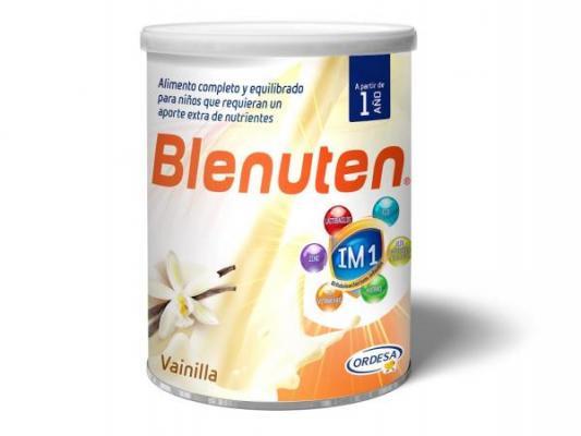 laboratorios ordesa lanza blenuten una nueva gama de suplementos nutricionales para nintildeos