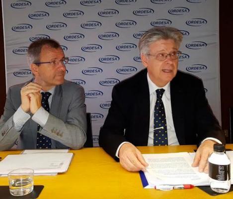 laboratorios ordesa prosigue con su crecimiento y aspira a superar los 200 millones de euros en ventas en 2020