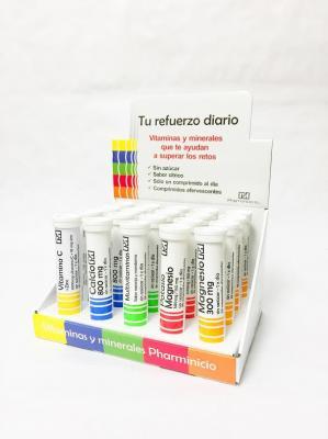laboratorios-pharminicio-presenta-vitamina-czinc-ph-y-su-expositor-de-efervescentes