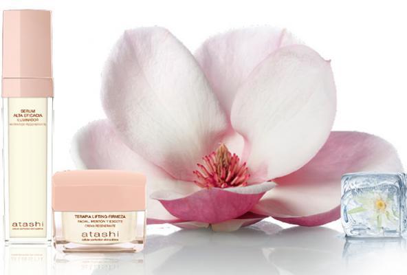 laboratorios phergal apuesta por la liacutenea atashi cellular perfection skin sublime