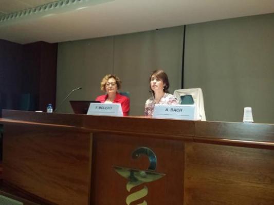 laboratorios rubio patrocina una charla sobre nutricion y uso de complementos alimenticios durante el embarazo y la lactancia
