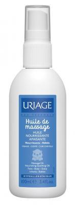 laboratorios uriage presenta su nuevo aceite nutritivo y calmante para bebes