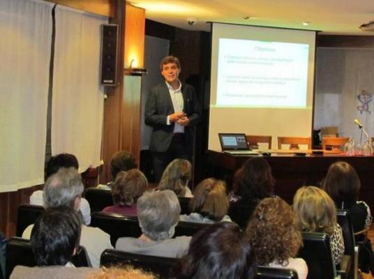 el cof de leon organiza un seminario sobre el ictus