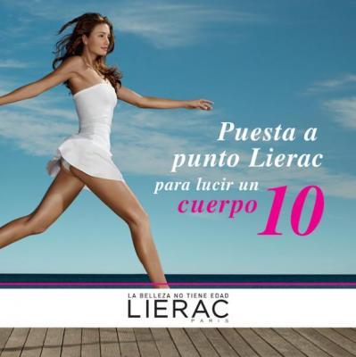 lierac ofrece la mejor puesta a punto para conseguir un cuerpo 10