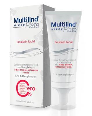 llega la nueva liacutenea multilind para el cuidado facial de las pieles atoacutepicas secas y extrasecas