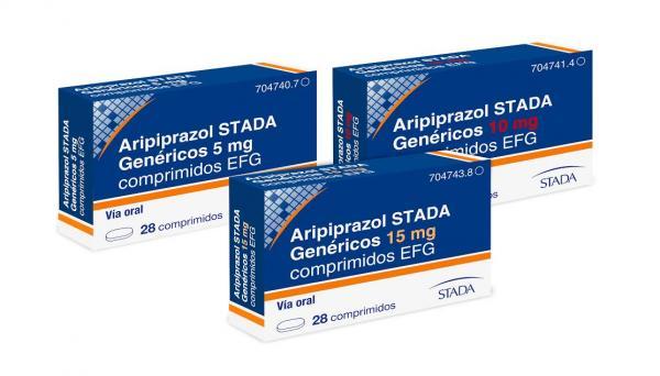 llega el nuevo antipsictico aripiprazol de stada