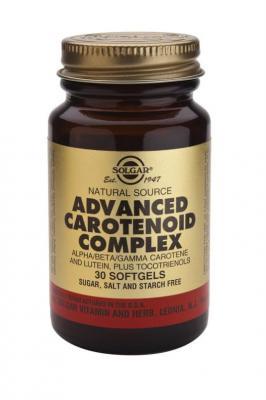 llega el nuevo carotenoides complex avanzado de solgar