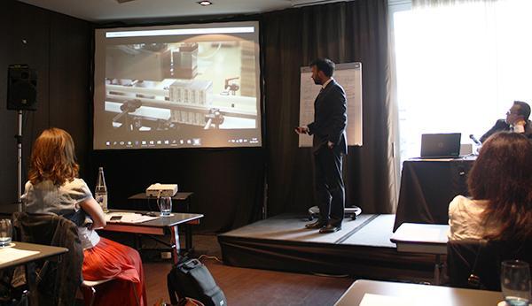 madrid celebra una conferencia sobre serializacioacuten de faacutermacos con la mirada puesta en la normativa europea contra la falsificacioacuten