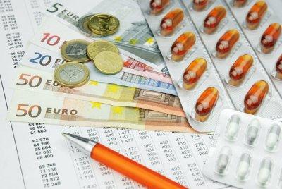 la mayoria de las farmaceuticas aumento sus ingresos