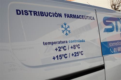 stx medical apuesta por su servicio pionero de transporte de medicamentos a temperatura ambiente