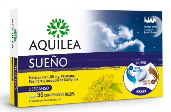 melatonina valeriana pasiflora o melisa ingredientes para conciliar el suentildeo y evitar despertares nocturnos