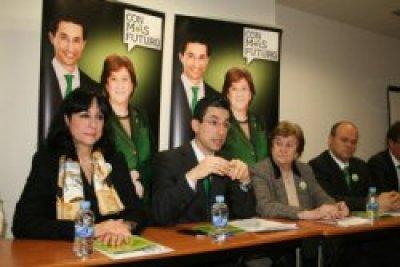 los miembros de la junta de gobierno de la candidatura de marichu rodrguez deciden poner sus cargos a disposicin de la asamblea