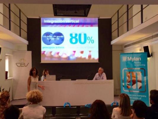 mylan colabora en la formacion de los farmaceuticos valencianos sobre la preparacion de spd para los pacientes