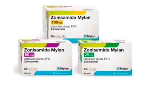 mylan pone a disposicioacuten de los pacientes espantildeoles con epilepsia el geneacuterico zonisamida