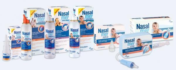 nasalmer lanza para su 25 aniversario una nueva gama de productos