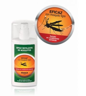 nosakit el spray repelente ms eficaz contra los mosquitos
