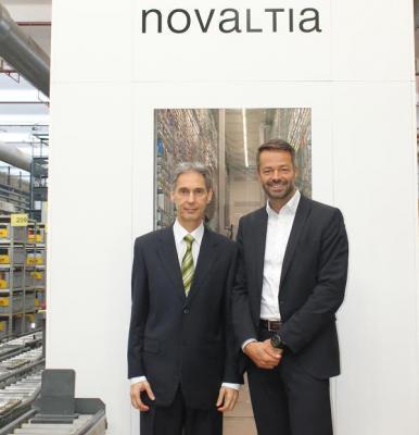 novaltia acoge el evento internacional move healthcare de knapp