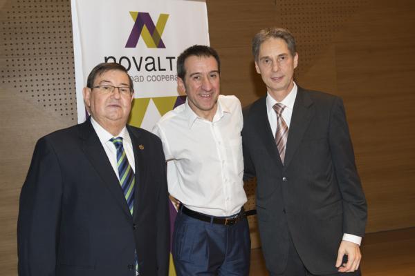 novaltia celebra el encuentro anual con sus socios farmaceuticos