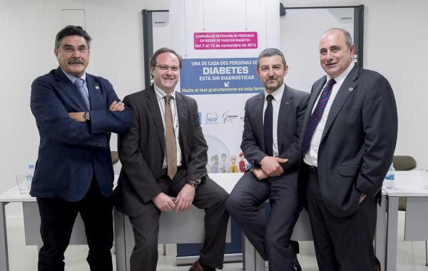 nueva campantildea para detectar en las farmacias el riesgo de la diabetes y reducirlo