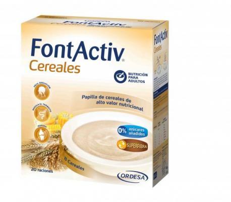 una nueva liacutenea de cereales ampliacutea la gama de productos de fontactiv