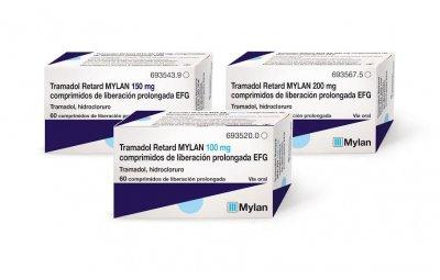nuevo lanzamiento en la gama de analgesicos de mylan