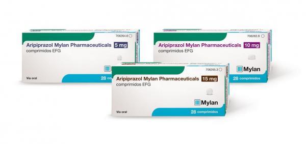 nuevo lanzamiento en la gama de antipsicoacuteticos de mylan