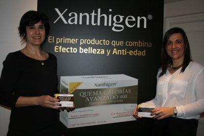 omega pharma revoluciona el mercado con xanthigen un quema caloras con efecto antiedad