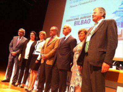 el palacio euskalduna de bilbao acoge el viii congreso nacional de atencion farmaceutica