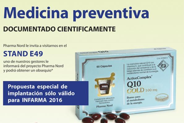 pharma nord expondraacute en infarma2016 toda su gama de productos