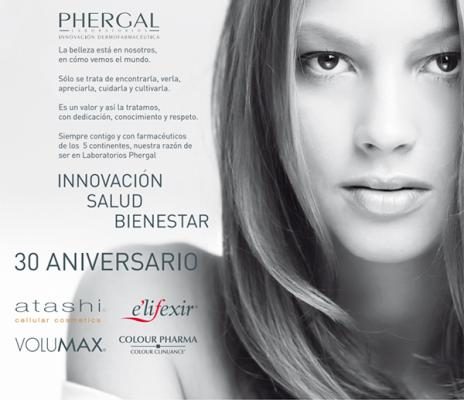 phergal laboratorios celebraraacute su 30 aniversario en infarma2016