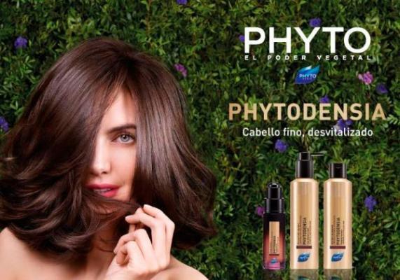 phytodensia el programa de belleza rellenador para el cabello