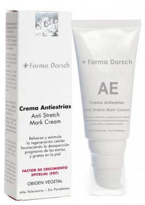 piel hidratada y sin grietas con la crema antiestriacuteas de farma dorsch
