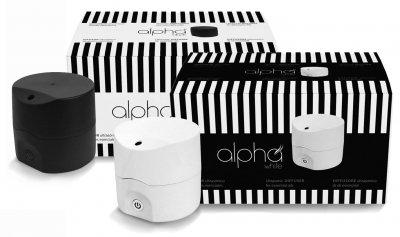 pranarom lanza al mercado alpha su nuevo difusor ultrasonico