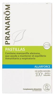 pranarocircm lanza las pastillas allarforce y ampliacutea su gama de productos para las alergias