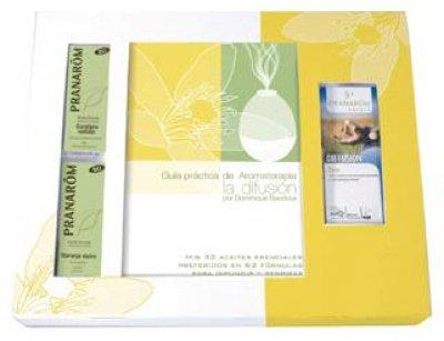 pranarom presenta el nuevo libro de dominique baudoux guia practica de la aromaterapia la difusion