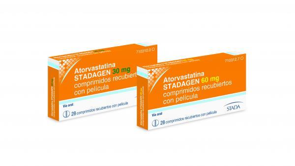 maacutes presentaciones de atorvastatina stadagen con las dosis de 30 mg y 60 mg